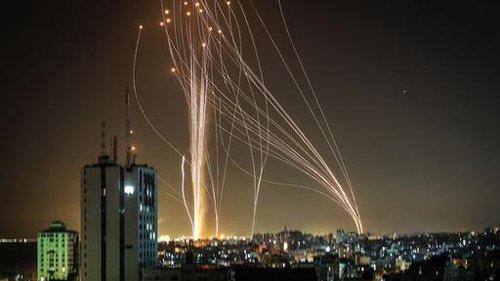 Todesopfer bei Raketenangriffen auf Tel Aviv