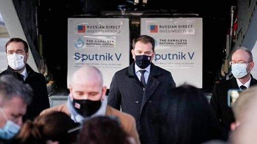 Jede Menge Ärger mit Sputnik V