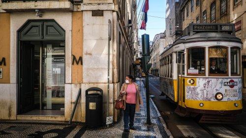Lissabon wird abgeriegelt