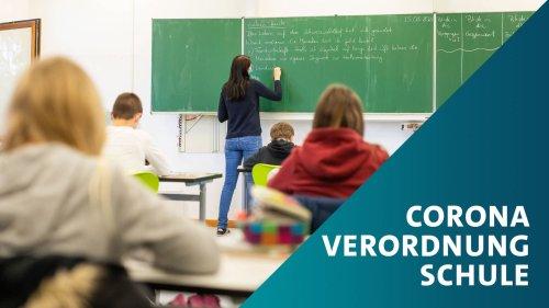 Neue Corona-Verordnung: Maskenpflicht an Schulen in Baden-Württemberg gelockert
