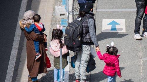 Sekundärmigration in Deutschland nimmt zu