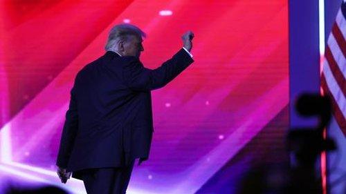 Trump will die absolute Macht in der Partei