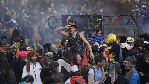 ++ Verstöße bei Karnevalsfeiern in Marseille ++