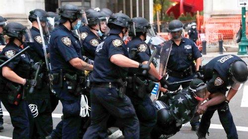Polizeireform in den USA vorerst gescheitert