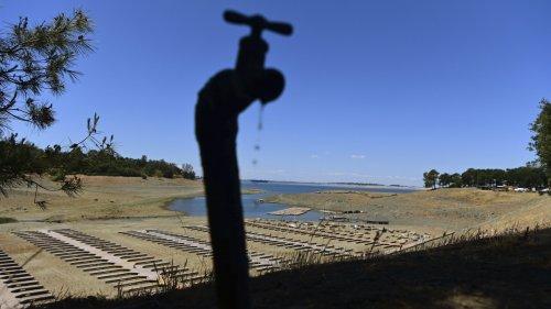 Mega-Dürre in weiten Teilen der USA