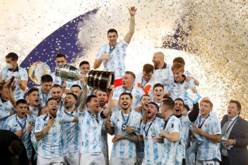 Argentinien gewinnt die Copa América
