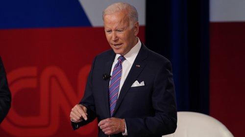 Biden sagt Taiwan militärische Unterstützung zu