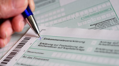 Endspurt zur Steuererklärung