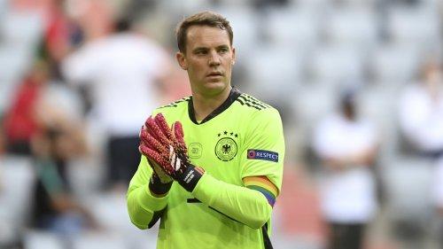 UEFAprüft Neuers Regenbogen-Kapitänsbinde