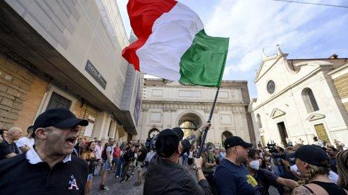 ++ Proteste auch in Italien ++