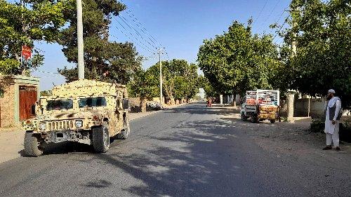 Taliban kämpfen sich nach Kundus vor