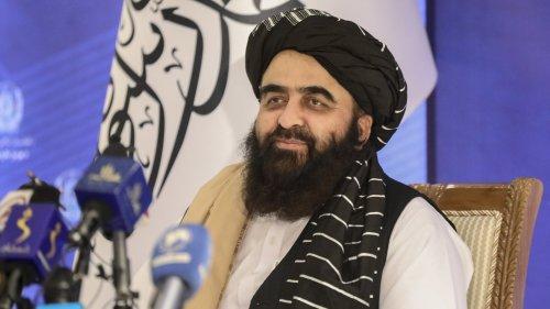 Taliban fordern Redezeit bei den UN