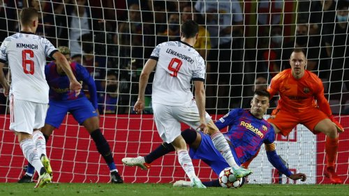 Bayern zu stark für Barcelona