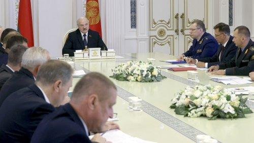 """Lukaschenko setzt """"Aufräumaktion"""" fort"""