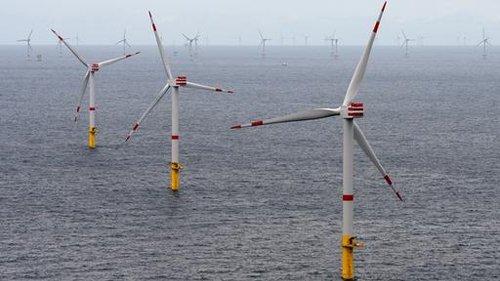 Neue Windparks in Nord- und Ostsee