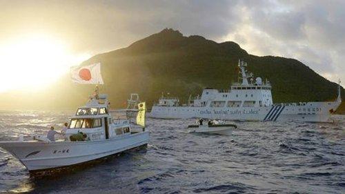 Japans Botschaft an China