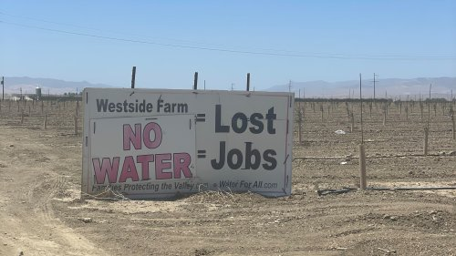 Der Kampf ums Wasser hat begonnen