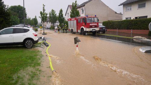 Mehrere Häuser in der Eifel eingestürzt