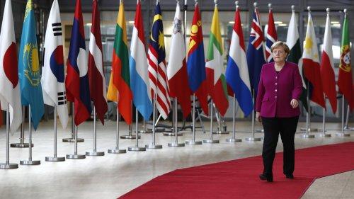 Hohe Erwartungen an Merkel-Nachfolge