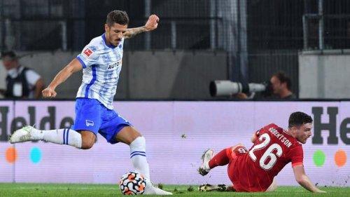 Ein Ausrufezeichen von Hertha BSC – und Stevan Jovetic