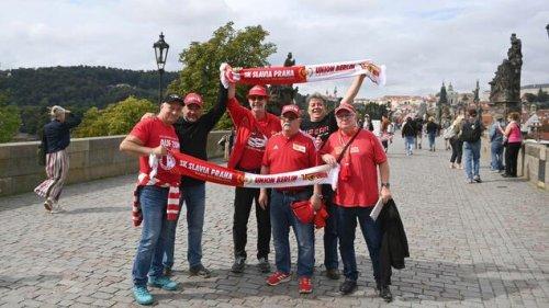 Auswärts bei Slavia Prag – auf geht's in die Gruppenphase