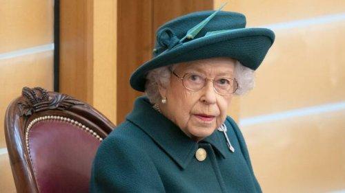 Queen muss sich ausruhen – und kann nicht zur Klimakonferenz