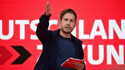 Kühnert will bei neuer Groko kein SPD-Vize mehr sein