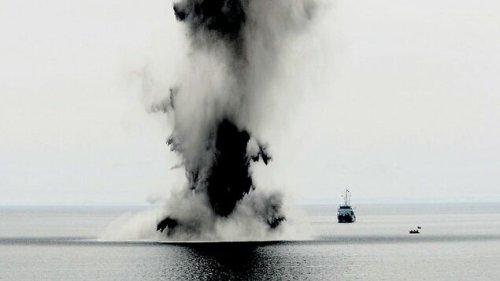 Was wird aus den Millionen Tonnen Munition in Deutschlands Meeren?