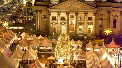 Berliner Weihnachtsmärkte können zwischen 2G und Maskenpflicht entscheiden