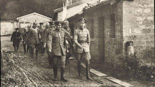 """Flirt mit """"Don Adolfo"""": Neue Biografie beschreibt Kollaboration von Kronprinz Wilhelm mit Hitler"""