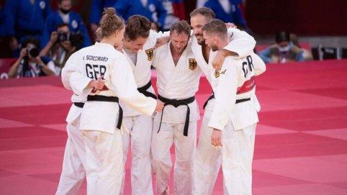 Deutsche Judoka holen in Tokio Bronze und schreiben Geschichte
