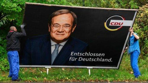 """Laschet und Söder sehen doch keinen """"Regierungsanspruch"""" mehr"""