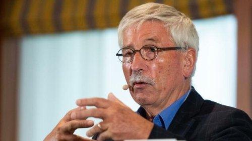 Sarrazin verzichtet doch auf Berufung gegen Parteiausschluss