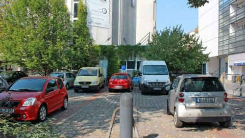 Parkplätze zu Wohnraum!