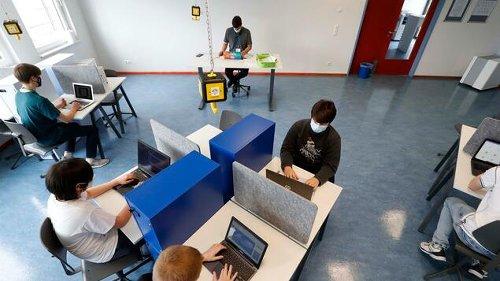 Homeschooling ist in der Berliner Klax-Schule nur die Fortsetzung des Alltags