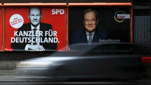 SPD-Vorsprung schmilzt – Union legt auf 23 Prozent zu