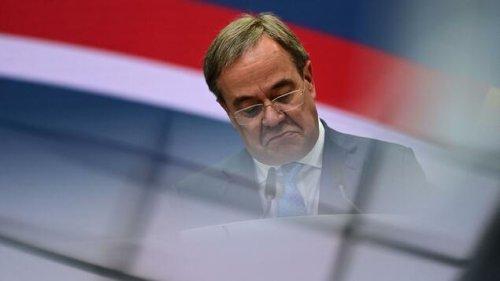 Unions-Fraktionsvize fordert Laschet zu personellen Konsequenzen auf