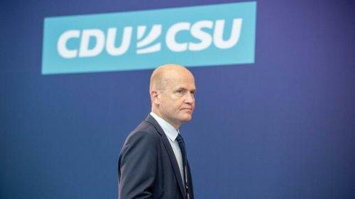 Unions-Parteien kritisieren Ampel-Papier scharf
