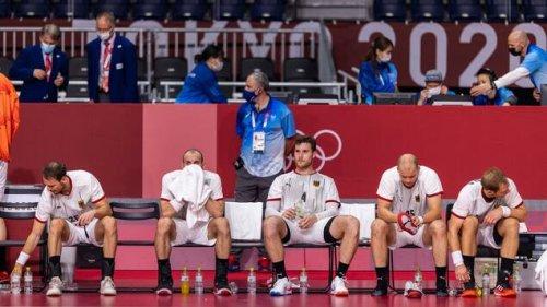 """""""Nicht verdient"""" – deutsche Handballer scheiden gegen Ägypten aus"""