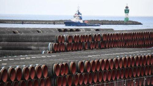Die Versorgung ist auch ohne Nord Stream sicher