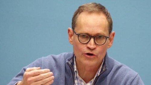 Michael Müller erneuert Hilfsangebot für Hochwassergebiete