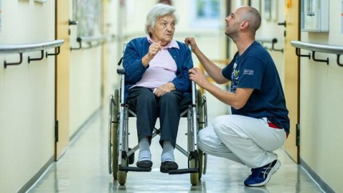 Pflegekassen droht Finanzierungslücke