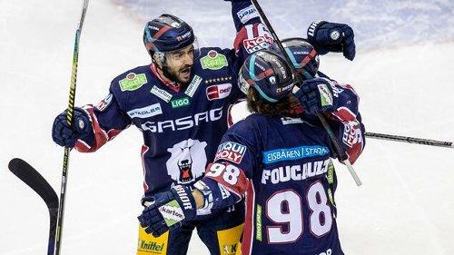 Eisbären Berlin sind deutscher Eishockey-Meister