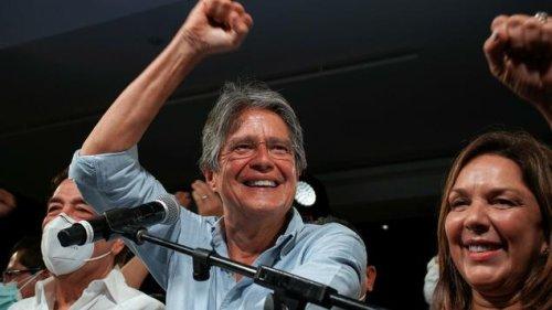 Konservativer Banker Lasso gewinnt Präsidentenwahl in Ecuador