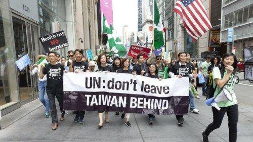 Taiwan gehört in die Vereinten Nationen