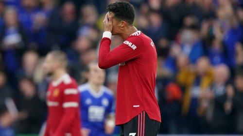 Manchester United steht nach 15-Minuten-Flug in der Kritik