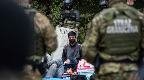 Immer mehr Flüchtlinge aus Belarus – was kann die EU tun?