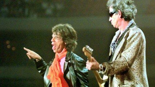50 unbekannte Songs der Rolling Stones aufgetaucht