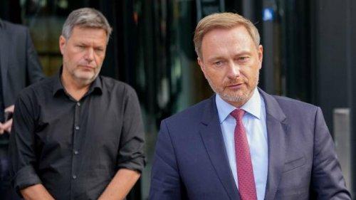 Lindner möchte das Finanzministerium – Habeck verärgert über Personaldiskussion