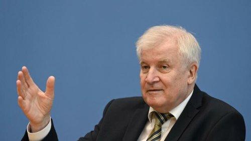 Seehofer will Schutz an Grenze zu Polen falls notwendig weiter verstärken
